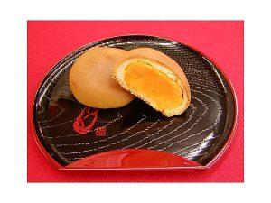 うに饅頭(幸ふく/下関・角島)