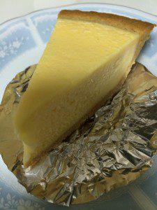 伝説のチーズケーキ(ガトーよこはま/横浜)